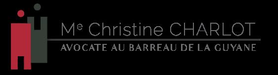 LOGO avocat-chrisitne-charlot-guyane-cayenne
